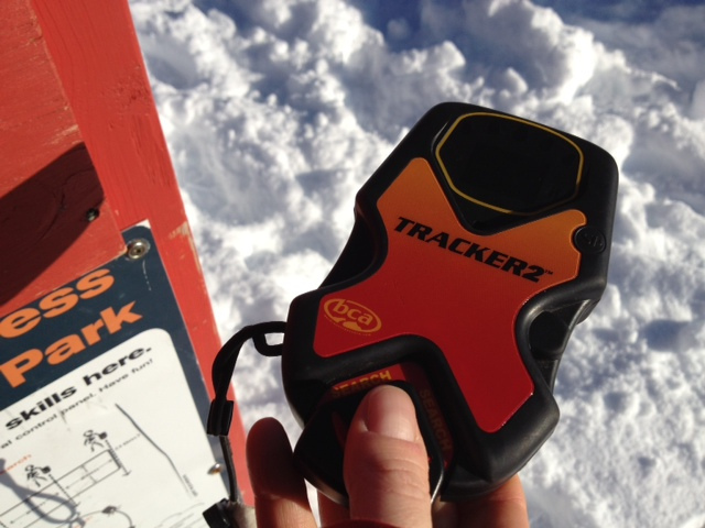 Backcountry Access Tracker2