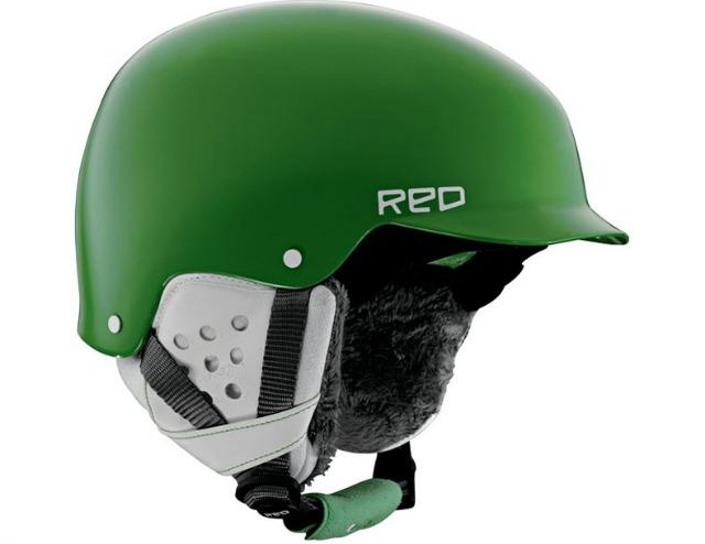 Burton RED helmet