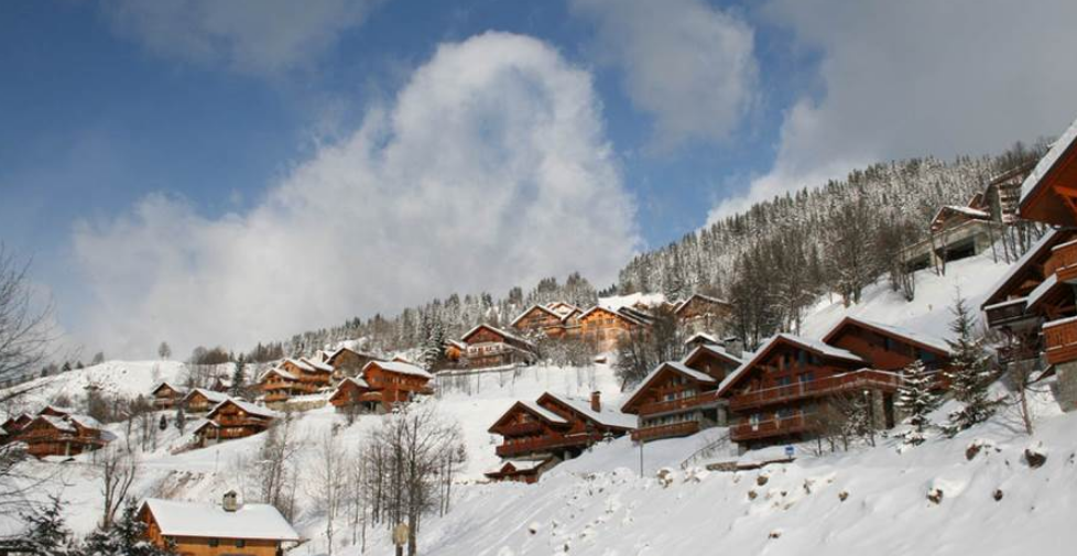 You'll find a great range of chalets and hotels in the iconic resort of Meribel
