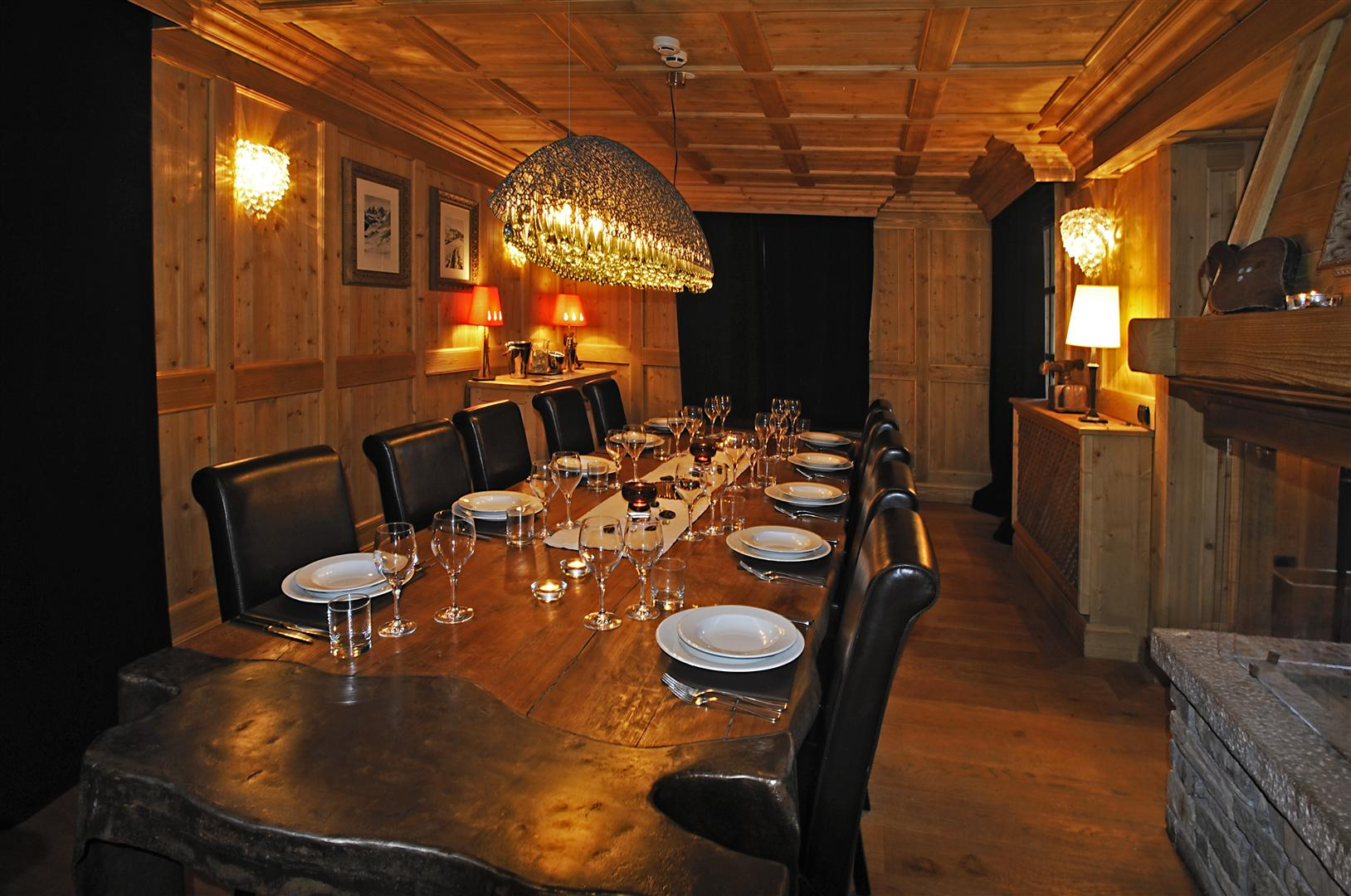 Chalet Solyneou - Val d'Isere