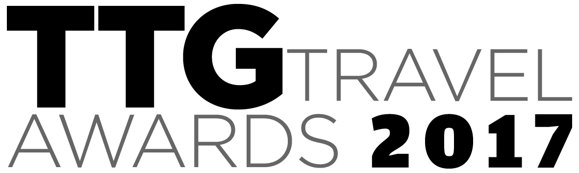 TTG Travel Awards 2017 Logo