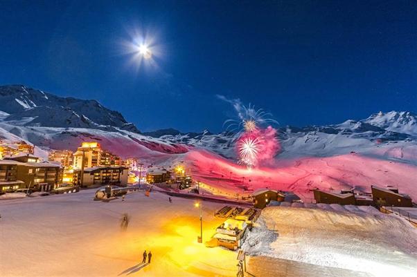 World Ski Awards winning resort Val Thorens