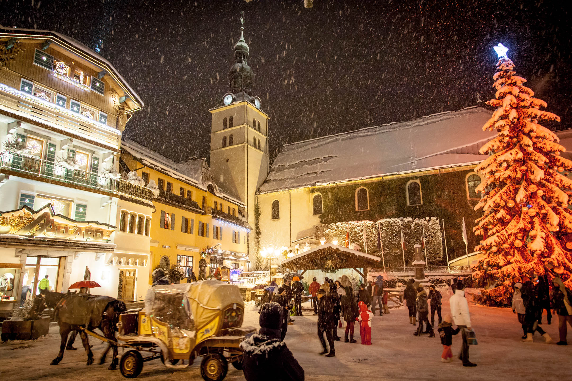 Megeve France  City new picture : Megeve Ski Chalets in France with Interactive Resorts