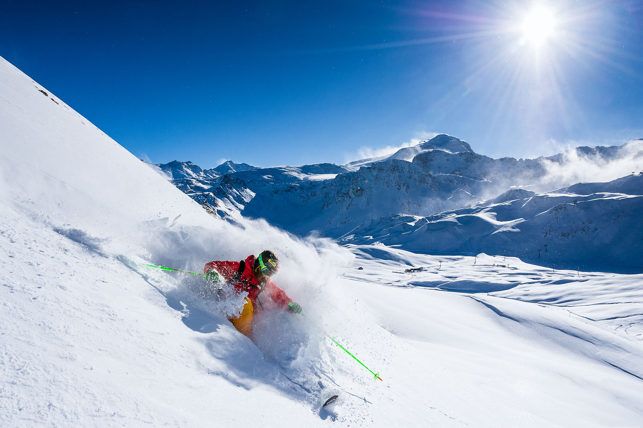 tignes ski chalets in with interactive resorts