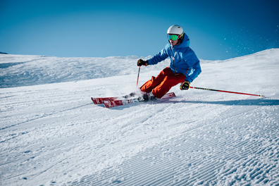 Better ski fitness will help you make the most of the snowy slopes