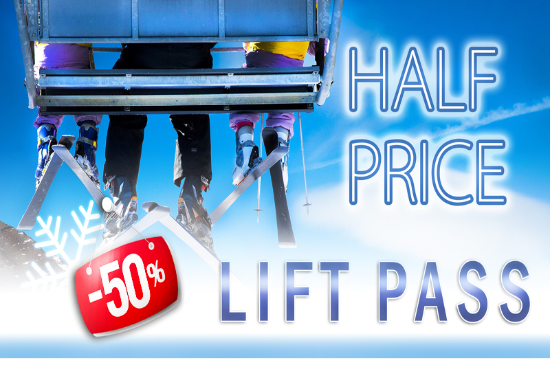 Lift Pass Offers!!!