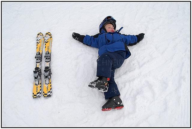 Child in the Snow photo credit Patrick Schneider640px