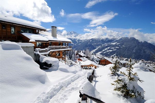 World Ski Awards winning resort Verbier